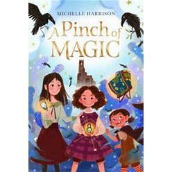 A Pinch Of Magic Paperback Author - Michelle Harrison