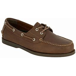 Dockers Vargas Mens Boat Shoes, 8 Medium, Brown