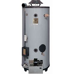Rheem-Ruud Commercial Gas Water Heater, 76.0 Gal Tank Capacity, Natural Gas, 199,900 Btuh - Water Heaters Model: GNU76-200