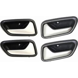 2002 Suzuki Aerio Interior Door Handle - Front And Rear, Driver And Passenger Side