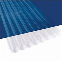 Suntuf 26 In. W X 96 In. L Polycarbonate Roof Panel Clear