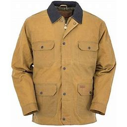 Outback Trading Company Outback Trading Gidley Jacket XXL Field Tan, Men's, Size: 2XL, Beige