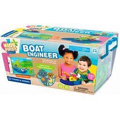 Thames & Kosmos Kids First Boat Engineer Stem Toy