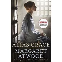 Alias Grace (Movie Tie-In Edition) Paperback Author - Margaret Atwood