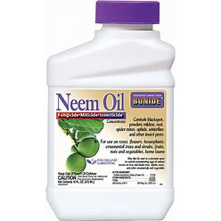Neem Oil Concentrate 1 Pint - Outdoor Pest Controls - Garden Insect Controls - Gardener's Supply