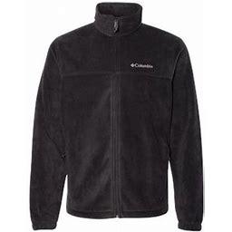 Columbia Men's Steens Mountain Full Zip 2.0 Jacket, Size: 3XL, Black