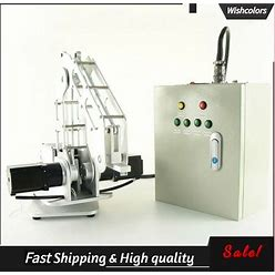 R580 3-Axis Robot Arm Industrial Robot Arm Load 2.5Kg 57 Gear Motor+Control Box