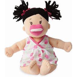 Manhattan Toy Baby Stella Brunette Doll - Multi