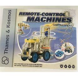 Thames & Kosmos Remote Control Robot Construction Machine Experiment Kit Kids
