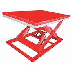 Dayton 35Kt40 Scissor Lift Table, 4000 Lb., 72Inlx48inw