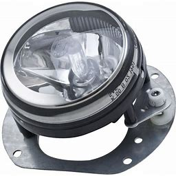 Hella Fog Light - 1N0009295087, 009295081, 009295087 - Front Right (Passenger's Side)