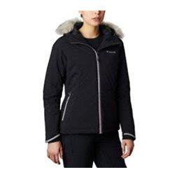 Columbia Women's Alpine Slide Jacket, Size: XL, Black