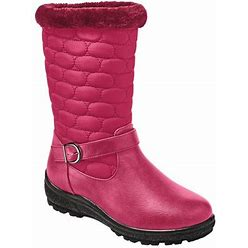 Terry Boot Berry 6 (Wide) - 71508