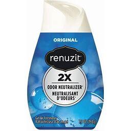 Adjustables Air Freshener, Super Odor Killerz, Original Scent, Solid, 7oz, 12/ct, Adult Unisex, Size: One Size