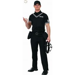 "Men's ""You're Out"" Umpire Costume 