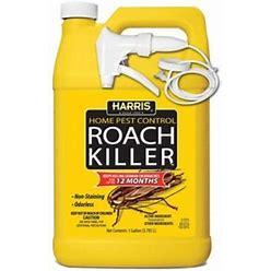 Harris Home Pest Control Roach Killer Spray, 128 Oz., HRS-128