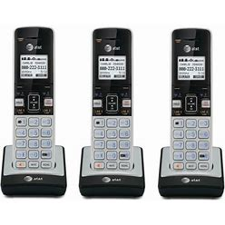 AT&T TL86003 DECT 6.0 Cordless Expansion Handset (3 Pack)