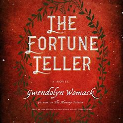 The Fortune Teller - Audiobook, By Gwendolyn Womack
