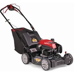 Troy-Bilt 300Xp 21 In. 159 Cc Gas Walk Behind Self Propelled Lawn Mower With Check Don't Change Oil, 3-In-1 Triaction Cutting System [Remanufactured],