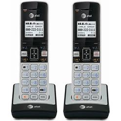 AT&T TL86003 DECT 6.0 Cordless Expansion Handset (2 Pack)