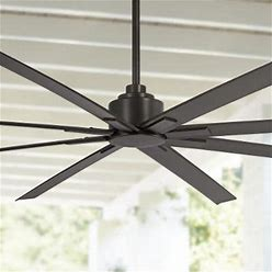 84 Minka Aire Xtreme H2O Smoked Iron Wet Ceiling Fan