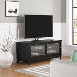 Mainstays TV Stand For Tvs Up To 55 Inch, Multiple Finishes - Black Size: For Tvs 51Inch To 60Inch,Mainstays TV Stand For Tvs Up To 55 Inch, Multiple Finishes - Black Size: For Tvs 51 Inch To 60 Inch