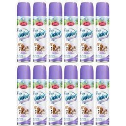 Home Select Pure Odor Eliminator. Air Freshener And Bad Smell Neutralizer. Pet Clean Fragrance. 10 Fl.Oz. Pack Of 12