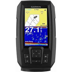 Garmin Striker Plus 4 Dual-Beam Transducer Fishfinder/GPS Combo - 4' Display