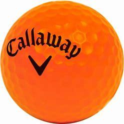 Callaway HX Practice Golf Balls - 9 Pack, Orange