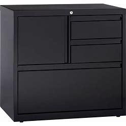 Personal Storage Center (30 Inch W) - Black