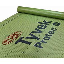 Dupont Tyvek Protec 160 Roof Underlayment 10 Square - Single Roll