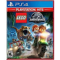 LEGO Jurassic World Playstation Hits Game For P S4