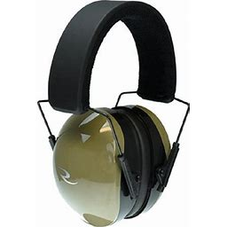 Radians Trpx Passive Ear Muff Tan, Adult Unisex, Size: One Size