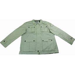 American Outdoorsman The Huntsman Series Men's Size XX-Large Rain Jacket, Stone, Size: 2XL, White