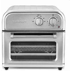 Cuisinart Afr-25 Air Fryer, Silver, Size: Airfryer