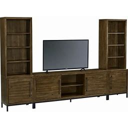 Havertys Archer Entertainment Wall