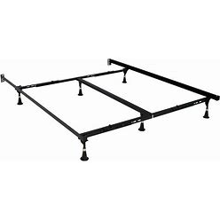 Serta Bed Frame | One Size Fits All | Metal | Stabl-Base Premium Elite