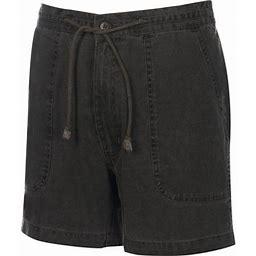 Weekenders Weekender Men's Original Deck Shorts, Charcoal, 40, Gray