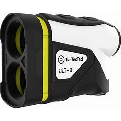 Tectectec! ULT-X Laser Rangefinder, White