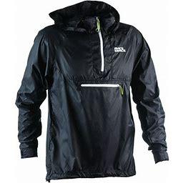Race Face Rf Nano Packable Jacket SM BLK, Men's, Size: Small, Black