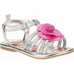Nickelodeon Dora The Explorer Sandal Shoes Toddler Girl Size 11, Toddler Girl's, Brown