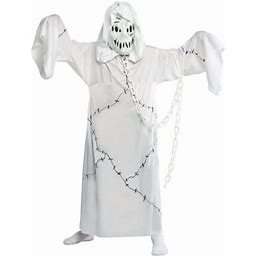 Halloween Cool Ghoul Child Costume, Boy's, Size: Small, White