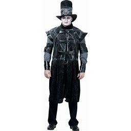 Undead Stalker Adult Halloween Costume, Men's, Size: Medium (42-44), Multicolor