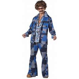 Adult Male Boogie Nights Costume By California Costumes 01371, Men's, Size: Small