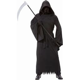 Amscan Phantom Of Darkness Men's Halloween Costume, One Size