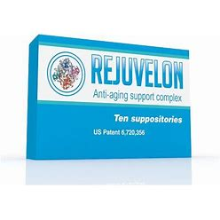 Remedylink Rejuvelon Superoxide Dismutase And Catalase Suppositories, 10 Count