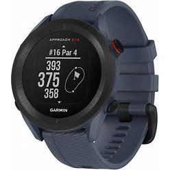 Garmin Approach S12 Golf Gps Watch In Granite Blue, Size 1.2 Oz