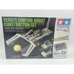 Tamiya Remote Control Robot Construction Set