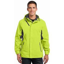 Port Authority Cascade Waterproof Jacket. J322, Men's, Size: 2XL, Green