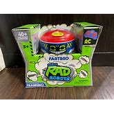Really RAD Robots Fartbro 40+ Sounds Electronic Remote Control Farting Robot RC